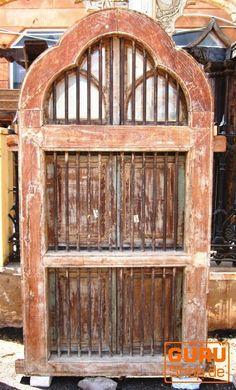 Diese Tür wäre auch raffiniert als #Badezimmer-Tür. Der Charme des Durchblicks.