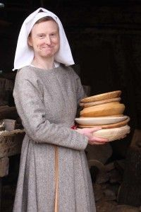 Robin Wood's medieval wooden bowls