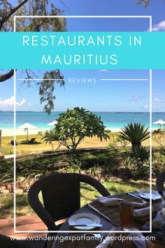 My reviews for restaurants in Mauritius - Hotel restaurants and local food