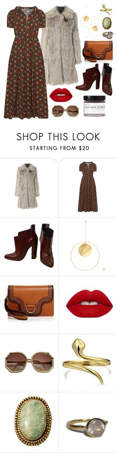 """""""Untitled #249"""" by samanthaanichols on Polyvore featuring Helmut Lang, AlexaChung, Alexander Wang, Natasha Schweitzer, Marc Jacobs, Lime Crime, Bling Jewelry, Urbiana, Catherine Marche and Fig+Yarrow"""