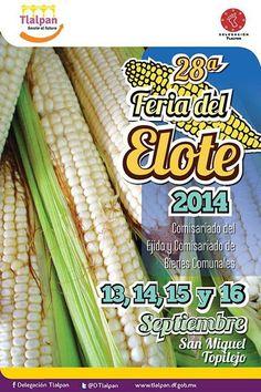 Del 13 al 16 de septiembre 2014 en San Miguel Topilejo, Delegación Tlalpan en la Ciudad de México / #CDMX