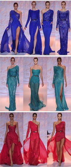 Fashionismo   Thereza Chammas » Arquivos » Zuhair Murad, Alta Costura poderosa