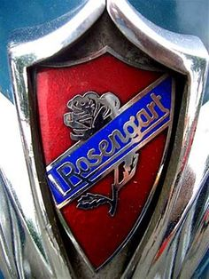 Rosengart Arma Car Ornaments, Car Logos, Cars And Motorcycles, Class Ring, Classic Cars, Badges, Handgun, Autos, Trucks
