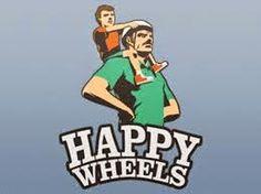 Vaidivideogame: GAMEPLAY SU HAPPY WHEELS :-)