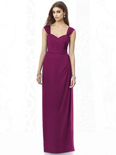 After Six Bridesmaids Style 6693 http://www.dessy.com/dresses/bridesmaid/6693/#.UziF-ChIY5s