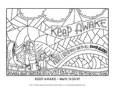 mark 8 coloring pages | Revised Common Lectionary Illustration for 9-27-15 (Mark 9 ...