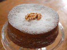 Walnut Cake from CookingChannelTV.com