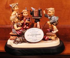 Picture Perfect Hummel 358/2500 VERY Rare by USAvintageUniques,