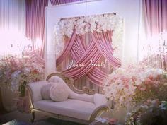 Jemari Kreatif Design: Pelamin Majlis bertandang Nizam @Seksyen 7 Shah Al...