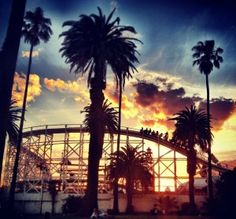 Luna Park by Darren Fishman. One of our June reader competition finalists.