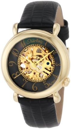 Stuhrling Original Womens 108 123527 Lifestyle Wall Street Skeleton Automatic Watch Price check Go to amazon storeReviews Read Reviews to amazon storeStuhrling Original Women s 108 123527 Lifestyle Wall Street Skeleton Automatic Watch 445 00 126 61 31 FREE Super Saver Shipping Free Returns See Details See Visually Similar Items