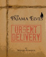 The Pajama Elves - a Chistmas Eve Tradition - where coordinating pajamas are delivered to your children that are sewn with elf magic that guarantees they will sleep soundly through Santa's Visit (and you will have cute pictures Christmas morning).
