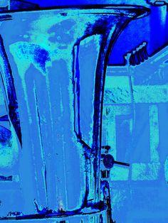 'blue-brass-tunes' von Rudolf Büttner bei artflakes.com als Poster oder Kunstdruck $18.03