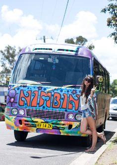 Nimbin Australia - Hippie Town