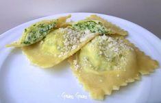 Ravioli ricotta e zucchine | Ricetta vegetariana
