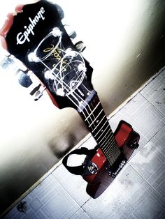 my guitar by only-photography.deviantart.com on @deviantART