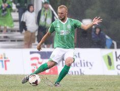 OKC Energy FC vs Arizona Republic FC - July 17, 2014 - Gareth Evans