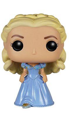 Disney Cinderella Live Action Movie Cinderella Pop! Figura in vinile