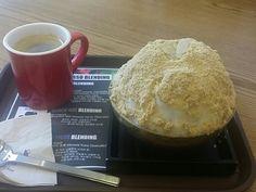 LGA COFFEE 유자 인절미 빙수 & COFFEE
