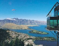 spring 2006--New Zealand is one of the world's foremost destinations for adventure travel, and Skyline Queenstown on the South Island is a good place to start. Take a thrilling ride down the complex's wheeled luge course, or ride the gondola to experience spectacular views of mountains and Lake Wakatipu. Enjoy a hearty buffet at the Skyline Restaurant, then head out for a day hike.