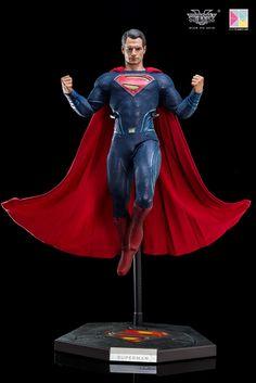 OSR Life Comics, Dc Comics Art, Acton Figure, Arkham Knight, Man Of Steel, Toys For Boys, Big Boys, Clay Art, Gotham