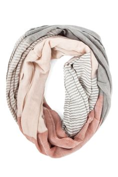 All of my favorite colors in one dreamy scarf