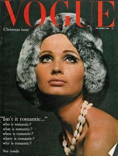UK Vogue. Dec. 1964.