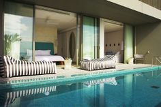 Room with a private pool #phuket #thailand