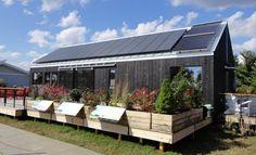 Middlebury 2011 Solar Decathlon home | Green Passive Solar Magazine