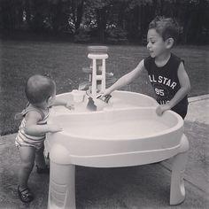 Verlos jugar me hace tan feliz! #jugaresesencial #playmatters #growingupcreative
