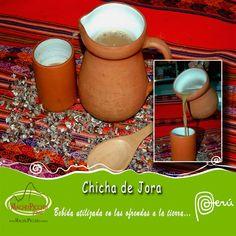 Chicha de Jora - Gastronomía Peruana