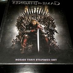 G.O.T. Complete Season 1-6 Box Set (2016) Release. I am a dealer of Game of Thrones in all of its released incarnations. This newest set is well priced, but not. The complete first season of Game of Thrones includes 10 episodes; Attractive boxed set includes five DVDs, a guide to Westeros  bonus features; More. #GameofThrones #GoT #WinterIsHere #JonSnow #tvtag #DemThrones #DVD #gifts