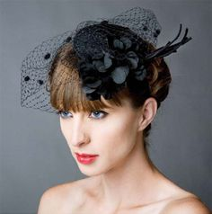 cocktail hats - Google Search
