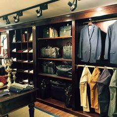 Brooks Brothers new wholesale showroom Atnes Greece