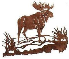 "30"" Iron Moose"