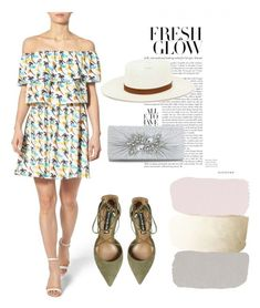 """DRESS"" by masayuki4499 ❤ liked on Polyvore featuring Cooper & Ella, Steve Madden and Janessa Leone"