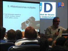 Las 5 dimensiones de la competencia digital explicadas por Jordi Adell en JEDI 2010