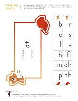 Free printable preschool and kindergarten worksheets for early childhood development