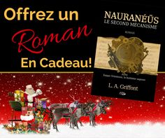 Livraison terminée! 10 exemplaires de Nauranéüs Le Messager des Ancêtres et Nauranéüs Le Second Mécanisme sont maintenant disponibles au Musée acadien du Québec à Bonaventure. Hâtez-vous!