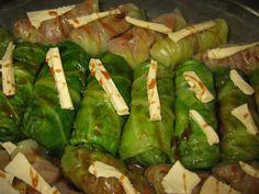 Kaalikääryleet varhaiskaalista 4 Celery, Asparagus, Vegetables, Food, Studs, Essen, Vegetable Recipes, Meals, Yemek