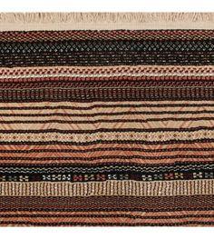 Zuiver Vloerkleed Nepal multicolour donker 200x295cm - wonenmetlef.nl