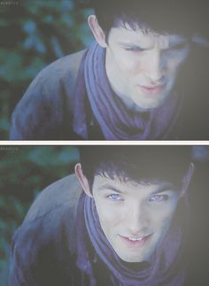 """Hopeful Merlin<< when he is asking to court her... """"I-I know that I am not worthy enough to ask you of this,"""" his face was down, eyes shadowed as I squeezed his hands a little tighter. """"Would you bless me with the honour to court you?"""" """"You needn't of asked."""""""