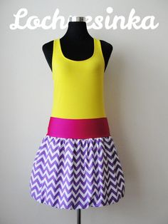 NESSIE LINE fialový chevron Line, Chevron, Summer Dresses, Fashion, Moda, Fishing Line, Fashion Styles, Fasion, Summer Outfits