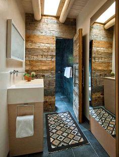 decoracion de baños pequeños rusticos (1)