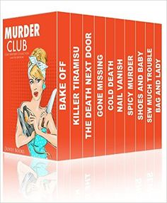 Cozy Mystery: Murder Club: Christmas Limited Edition (Cozy Mystery, Murder, Sleuth, Detective, Mystery, Mystery, Culinary, Short Story, Collection) - Kindle edition by Dovey Books. Literature & Fiction Kindle eBooks @ Amazon.com.