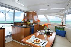 Leopard 39 Catamaran: A Cool Cat Gets a Functional Face-lift   Caribbean Yacht Charter Blog