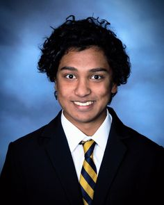 Nayir will attend the University of Michigan where he will study Business.