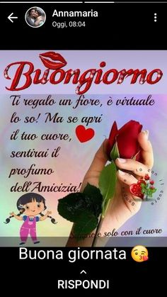 Friendship, Fantasy, Frases, Hearts, Bonjour, Italy