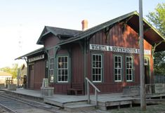 inside photos of old train depots | Tuesday, September 13, 2011