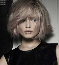 Looking for the best way to bob hairstyles 2019 to get new bob look hair ? It's a great idea to have bob hairstyle for women and girls who have hairstyle way. You can get adorable and stunning look with… Continue Reading → Bob Hairstyles 2018, Medium Bob Hairstyles, Straight Hairstyles, Haircut Medium, Natural Hairstyles, Haircut Bob, Korean Hairstyles, Blonde Hairstyles, Trending Hairstyles
